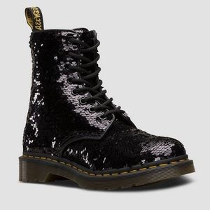 Dr. Martin 1460 Pascal Sequin Boots
